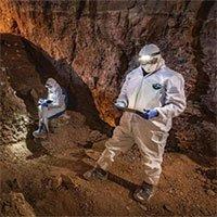 Phát hiện bất ngờ trong hang