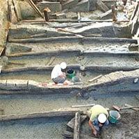 Phát hiện bể nước 3.400 năm tuổi xây bằng gỗ sồi ở Italy