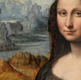 Phát hiện bức tranh bản sao Mona Lisa đầu tiên trên thế giới