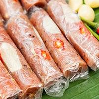 Phát hiện chất bảo quản thực phẩm quý trong nem chua của Việt Nam