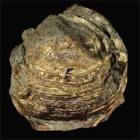 Phát hiện chiếc bát vàng có niên đạitới 3.000 năm