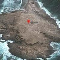 Phát hiện cửa hàng bánh humburger bí ẩn trên hòn đảo không có người ở qua Google Maps