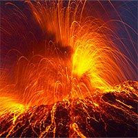 Phát hiện cụm núi lửa gần 200 triệu năm tuổi dưới lòng đất