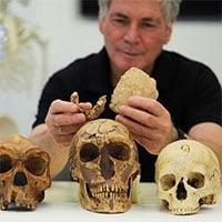 Phát hiện dấu vết của một loài người tiền sử mới tại Israel
