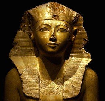 Phát hiện đền thờ nữ hoàng Ai Cập bị chối bỏ