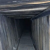 Phát hiện đường hầm tinh vi nhất trong lịch sử Mỹ