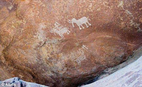 Phát hiện hang động nghệ thuật 14.000 năm tuổi