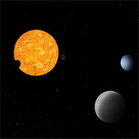 Phát hiện hệ sáu hành tinh kỳ lạ có quỹ đạo