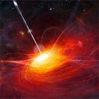 Phát hiện hố đen