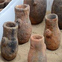 Phát hiện hơn 2.200 mảnh gốm và vật dụng thời kỳ tiền Inca