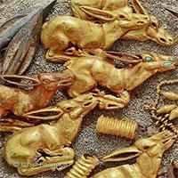 Phát hiện kho báu vô giá 2.800 tuổi trên núi ở Kazakhstan
