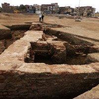 Phát hiện kiến trúc cổ hàng nghìn năm tuổi ở Ai Cập