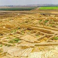 """Phát hiện lò nung """"công nghệ cao"""" 6.500 năm tuổi ở Israel"""