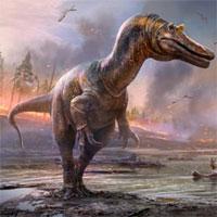 Phát hiện loài khủng long mặt cá sấu dài 9m