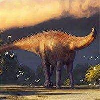 Phát hiện loài khủng long mới dài tới 20m