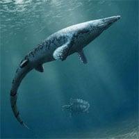 Phát hiện loài quái vật biển khổng lồ thời tiền sử khá giống cá sấu
