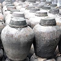 Phát hiện loại rượu cổ nghìn năm ở Trung Quốc