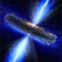 Phát hiện lối xuyên không - thời gian ở nơi khủng khiếp nhất vũ trụ?