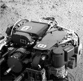 Phát hiện lượng nước đáng kể trong đất trên sao Hỏa