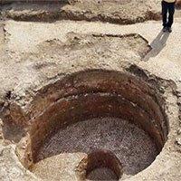 Phát hiện máy ép nho làm rượu 1.500 năm tuổi ở Israel