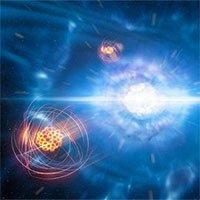 Phát hiện mới: Va chạm sao neutron tạo ra nguyên tố nặng strontium