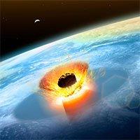 Phát hiện mới về thiên thạch gây tuyệt diệt loài khủng long