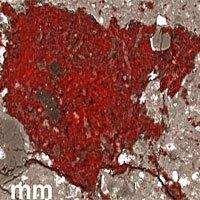 Phát hiện một mảnh sao chổi ẩn trong thiên thạch