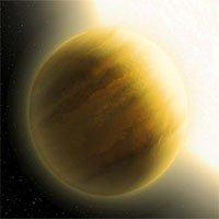 Phát hiện ngoại hành tinh có bầu trời vàng và mưa sắt