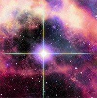 Phát hiện ngôi sao
