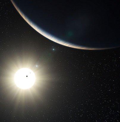 Phát hiện ngôi sao nhiều hành tinh nhất vũ trụ