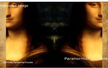 Phát hiện người ngoài hành tinh trong bức Mona Lisa