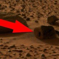 Phát hiện nhà của người ngoài hành tinh trên sao Hỏa?