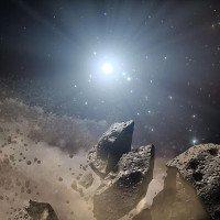 Phát hiện nhóm tiểu hành tinh cổ nhất hệ Mặt Trời