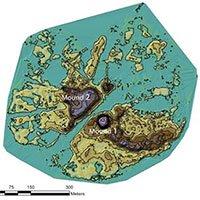 Phát hiện pháo đài Tây Ban Nha thất lạc trên đảo Florida
