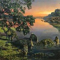 Phát hiện ra dấu vết hóa học ADN trong hóa thạch khủng long 75 triệu năm tuổi