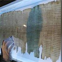 Phát hiện ra người viết bí ẩn thứ 2 của cuốn Kinh thánh cổ