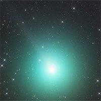 Phát hiện sao chổi chứa