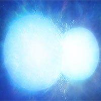 Phát hiện sao lùn trắng bất thường: Được hình thành do va chạm giữa hai ngôi sao lùn trắng khác