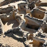 Phát hiện tàn tích nhà thờ từ thế kỷ 5 ở Ai Cập