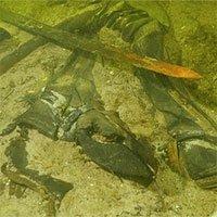 Phát hiện tàn tích siêu hiếm của người lính thời Trung cổ