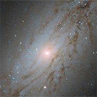 Phát hiện thiên hà