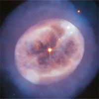 Phát hiện thiên thể màu tím tiết lộ tương lai Mặt trời