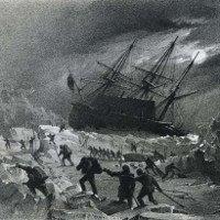 Phát hiện xác tàu thám hiểm huyền thoại dưới đáy biển cực Bắc