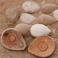 Phát hiện xưởng đèn gốm hơn 1.000 năm tuổi
