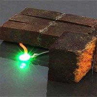 Phát minh loại gạch thông minh có thể lưu trữ điện