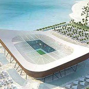Phát triển mây nhân tạo cho World Cup 2022