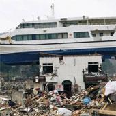 Phát triển phương pháp cảnh báo sóng thần bằng GPS