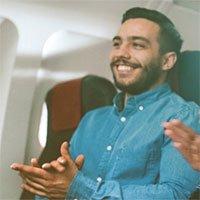 Phi hành đoàn nghĩ gì khi hành khách vỗ tay sau chuyến bay?