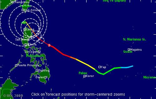 Philippines đối phó siêu bão mới