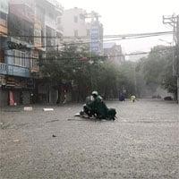 Phố phường Hải Phòng